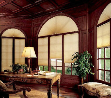Shop GSA Arched Blinds and Shades