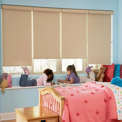 Cordless Child Safe American Blind Shade